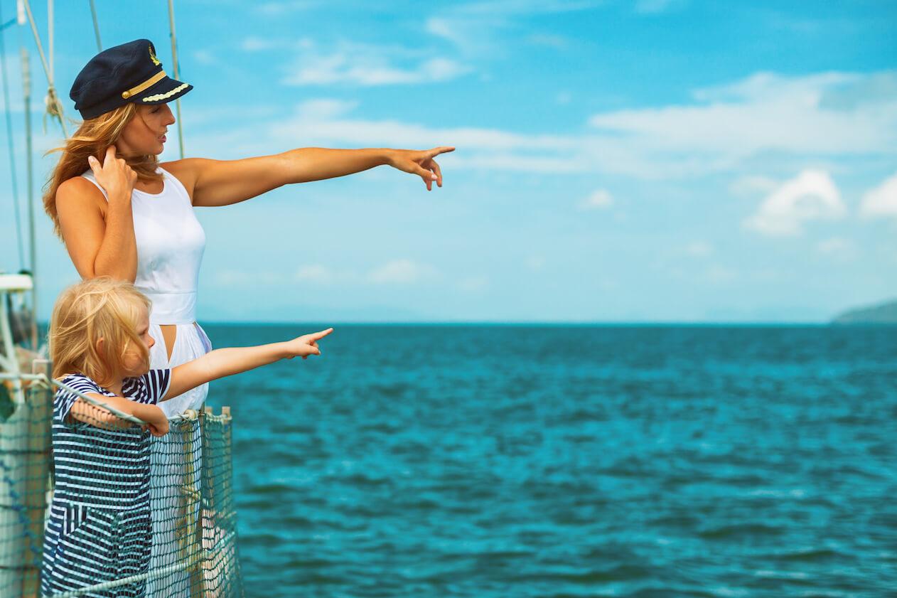 best sailing destinations in the Mediterranean charter