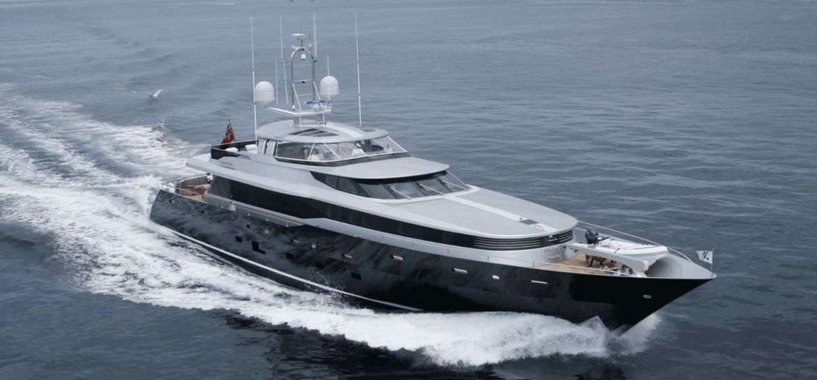 Polly : Alloy's ideal yacht to sail the Mediterranean