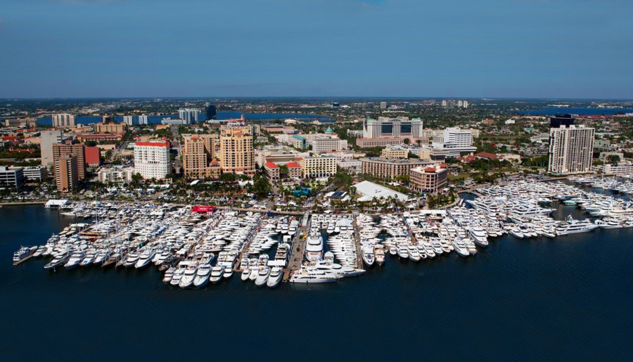 Fort Lauderdale International Boat Show 2017