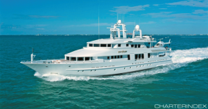 One of the best luxury yacht to charter in Miami
