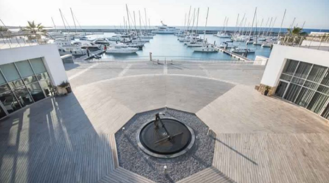 Karpaz Gate Marina Cyprus