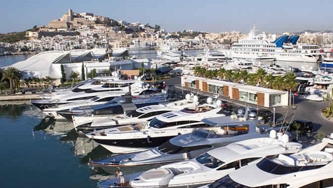 luxury marina ibiza