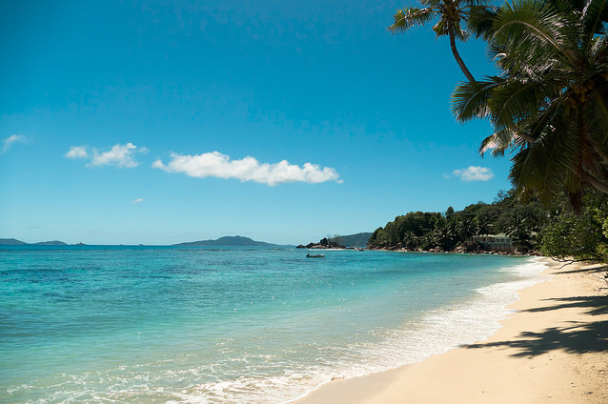 Anse La Blague-Seychelles