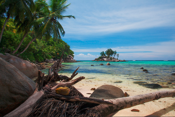 Anse Royale, seychelles islands