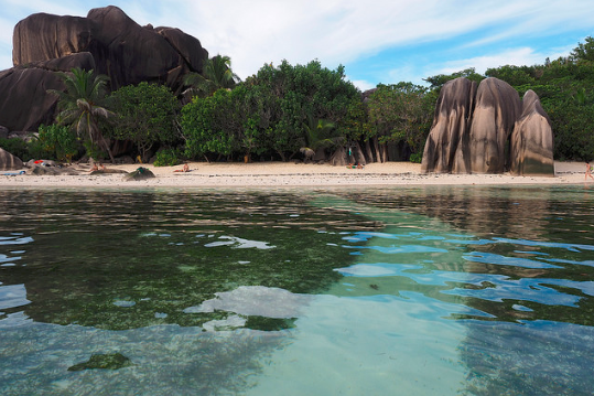 Seychelles islands yacht trip