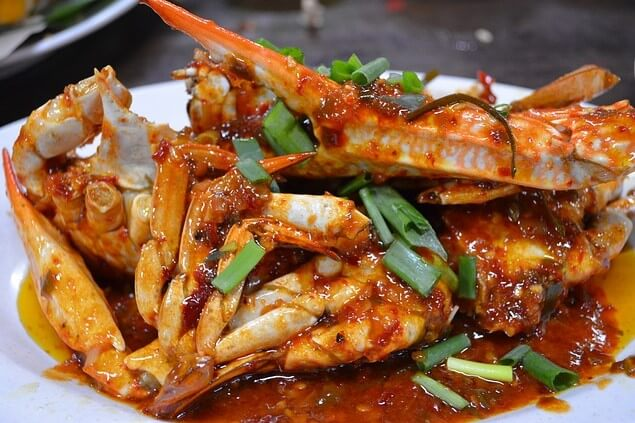 crab-bahamas-food