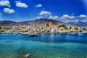 yacht charter greece travel