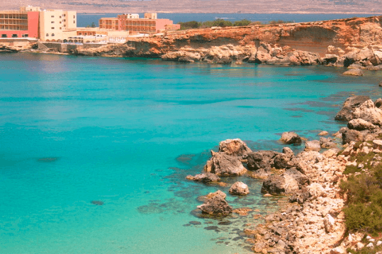 Paradise Bay Malta Beaches