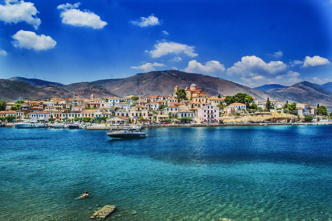 How to choose the best location for a Greek Island adventure