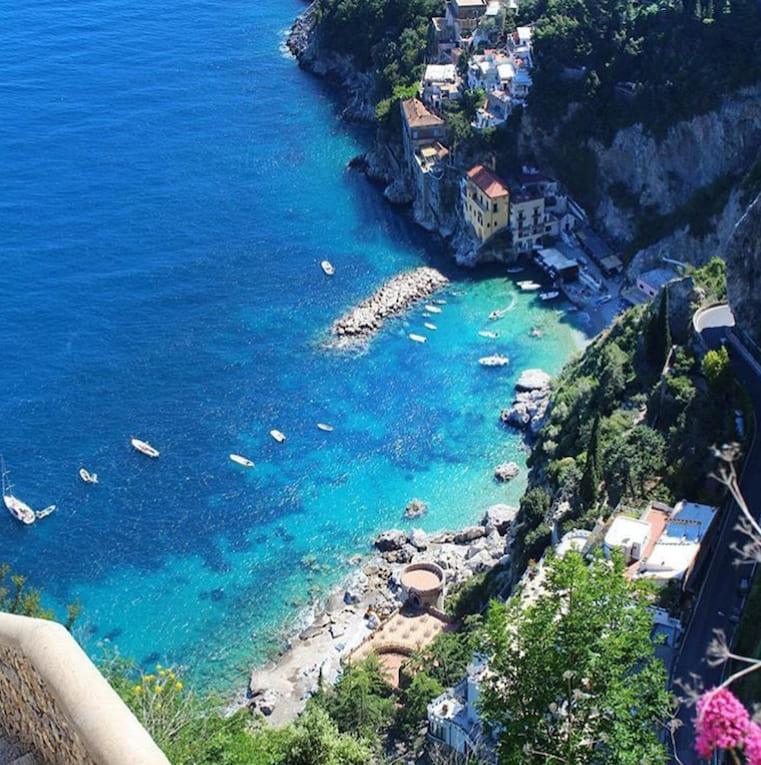 restaurants yacht Mediterranean, Ristorante La Tonnarella, Italy