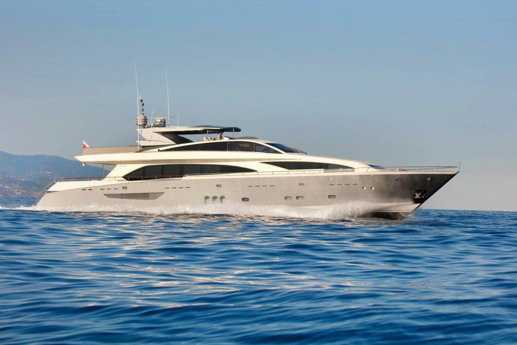 NYOTA - yacht charter, Amalfi Coast