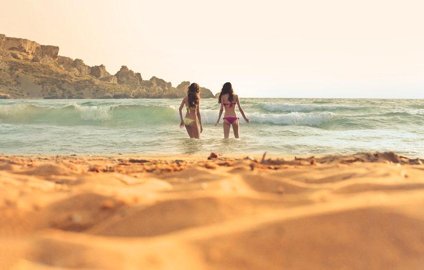 Photo by Andrea Piacquadio Beaches Malta 2 women