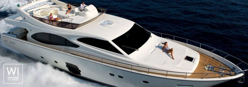 Discover Seychelles with LUXURY YACHT SEA STREAM